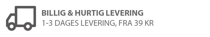 Billig & Hurtig levering